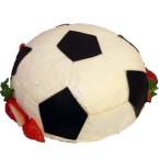 サッカーバースデーケーキ